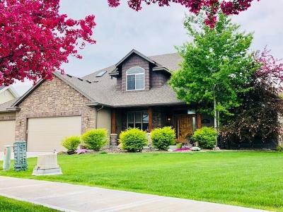 Idaho Falls Single Family Home For Sale: 966 Grassland Drive