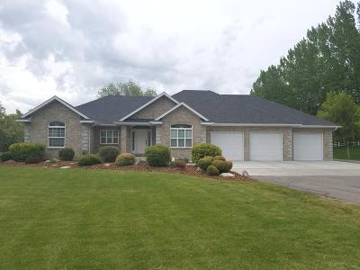Idaho Falls Single Family Home For Sale: 2487 S 60th E