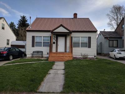 Idaho Falls ID Single Family Home For Sale: $149,900