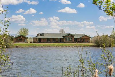 Fremont County Single Family Home For Sale: 827 Hidden Estates Lane #827