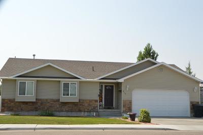Shelley Single Family Home For Sale: 510 Juniper Court
