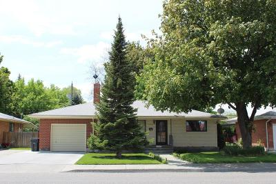 Idaho Falls Single Family Home For Sale: 1344 9th Street
