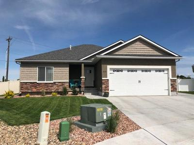 Idaho Falls Single Family Home For Sale: 3526 Delaware Avenue