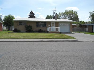 Ammon Single Family Home For Sale: 1885 Eagle Drive #1
