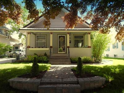 Idaho Falls Single Family Home For Sale: 250 10th Street