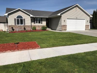 Idaho Falls ID Single Family Home For Sale: $255,000