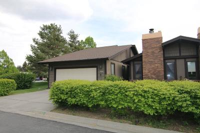 Idaho Falls Single Family Home For Sale: 1306 Laurel Drive