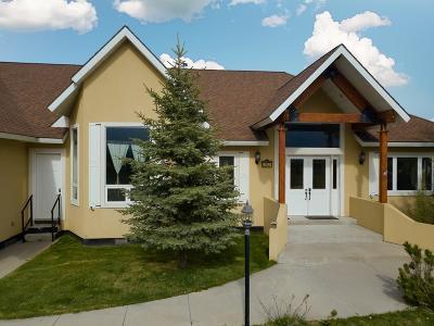 Teton County Single Family Home For Sale: 382 Aspen Meadows Road