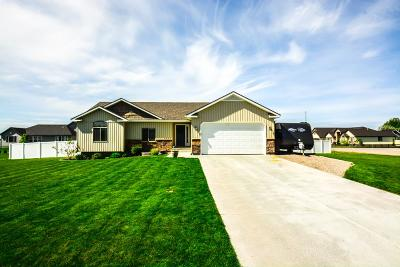 Idaho Falls ID Single Family Home For Sale: $248,000