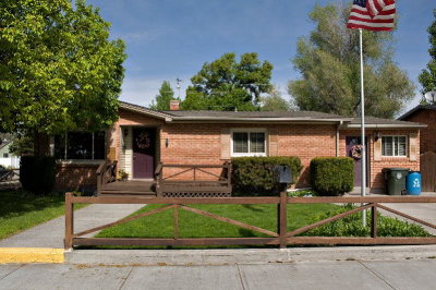 Blackfoot Single Family Home For Sale: 309 N Fisher Avenue