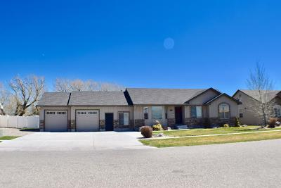 Idaho Falls Single Family Home For Sale: 2890 Sunlight Drive
