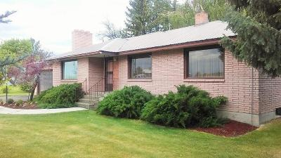 Rigby Single Family Home For Sale: 37 N 3400 E