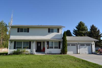 Blackfoot Single Family Home For Sale: 57 W 215 N