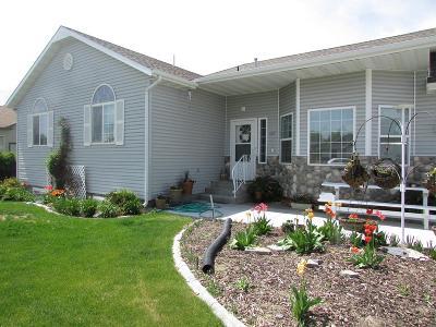Blackfoot Single Family Home For Sale: 1217 Charlynn Way
