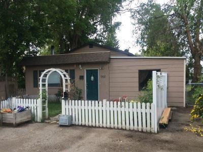 Idaho Falls ID Single Family Home For Sale: $126,000