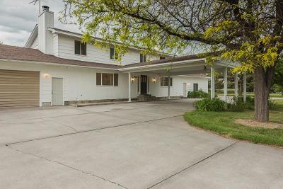 Blackfoot Single Family Home For Sale: 1809 Christensen Drive