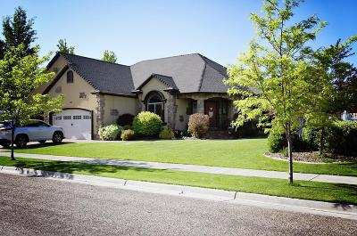 Idaho Falls Single Family Home For Sale: 194 Whisper Cove Place