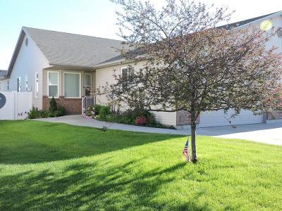 Blackfoot Single Family Home For Sale: 577 Gwen Loop