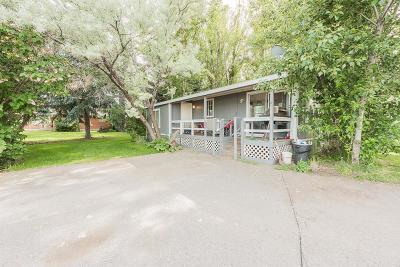 Shelley Single Family Home For Sale: 1292 N 1100 E