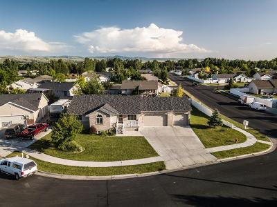 Ammon Single Family Home For Sale: 3920 E Milestone Circle