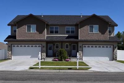 Idaho Falls Multi Family Home For Sale: 3634 Potomac Way #A&B