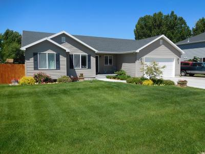 Blackfoot Single Family Home For Sale: 674 W 15 S
