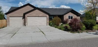 Blackfoot Single Family Home For Sale: 1292 Country Avenue