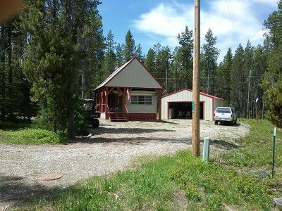 Fremont County Single Family Home For Sale: 4215 Holden Loop Road