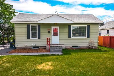 Idaho Falls ID Single Family Home For Sale: $140,000