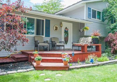 Blackfoot Single Family Home For Sale: 172 N 680 W