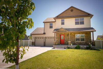 Idaho Falls ID Single Family Home For Sale: $315,000
