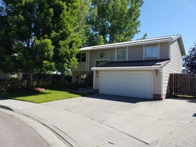 Idaho Falls ID Single Family Home For Sale: $184,900