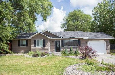 Blackfoot Single Family Home For Sale: 560 W 10 N