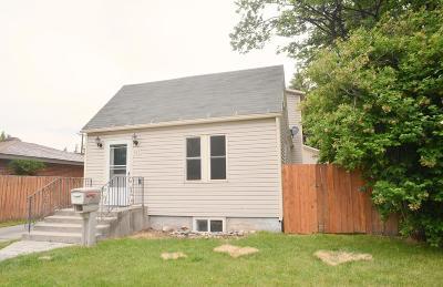 Idaho Falls ID Single Family Home For Sale: $185,000