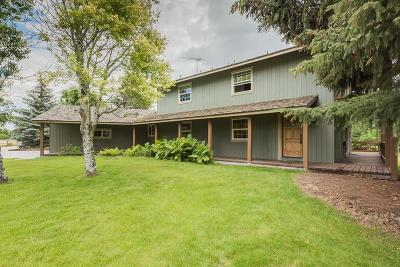 Idaho Falls Single Family Home For Sale: 855 W Riverview Drive