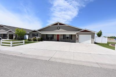 Ammon Single Family Home For Sale: 1020 Diamond Circle