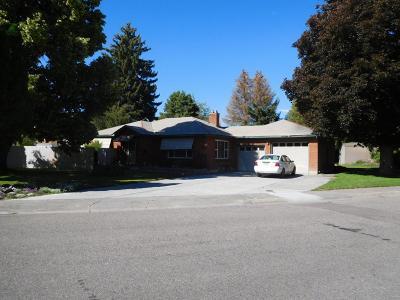 Blackfoot Single Family Home For Sale: 23 Horrocks Drive