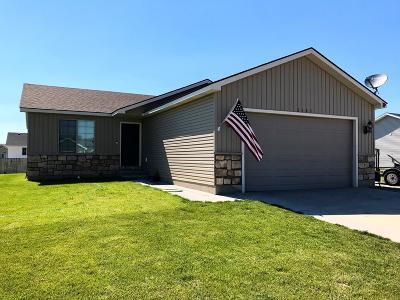 Idaho Falls ID Single Family Home For Sale: $169,000