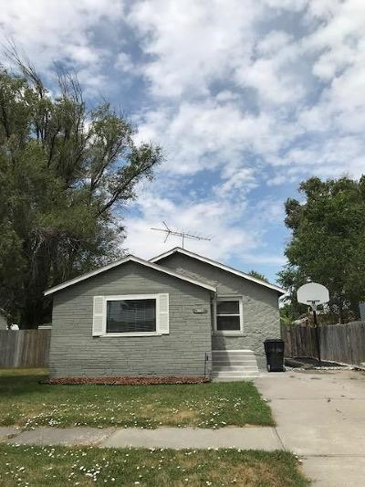 Rigby Single Family Home For Sale: 227 E 1 N