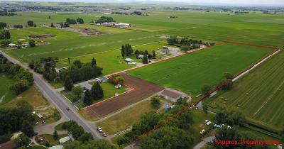 Rexburg Farm For Sale: 3475 W Hwy 33