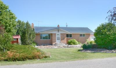 Idaho Falls Single Family Home For Sale: 3883 E 97 N