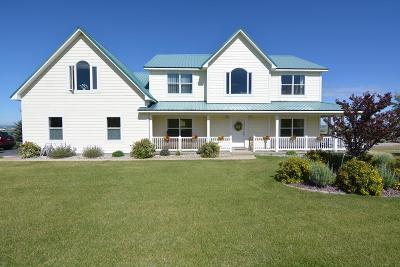 Idaho Falls Single Family Home For Sale: 6399 E Panorama Drive