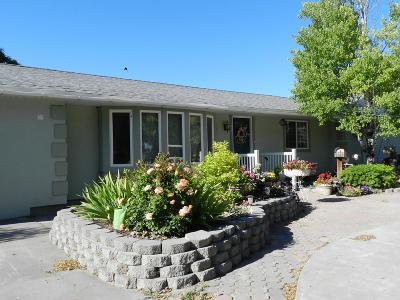 Blackfoot Single Family Home For Sale: 482 W 200 N