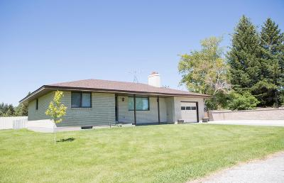 Blackfoot Single Family Home For Sale: 164 N 400 W