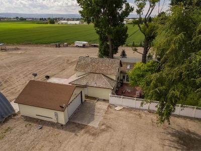 Idaho Falls Single Family Home For Sale: 5324 N 25 E