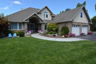 Idaho Falls Single Family Home For Sale: 7116 S Sageview Circle