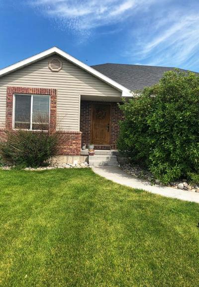 Rigby Single Family Home For Sale: 8 N 3900 E