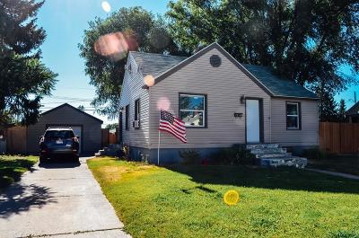 Idaho Falls Single Family Home For Sale: 1245 Wadsworth Drive