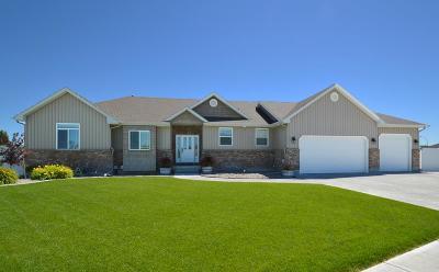 Idaho Falls ID Single Family Home For Sale: $325,000