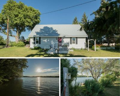 Idaho Falls Single Family Home For Sale: 5000 N River Road